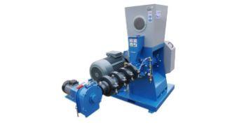 Extruder (250 kg/h - 1700 kg/h)