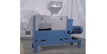 Ölpresse RP500 (500 kg/h)