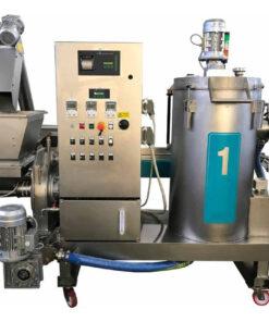 Elektrische Olivenölpresse